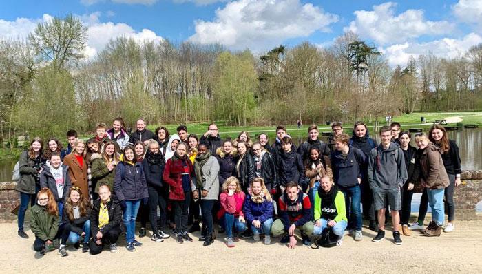 Exkursion ins flandrische Ypern, der Partnerstadt Siegens